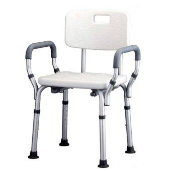 Harga Hopkin Shower Chair with Backrest and Armrest