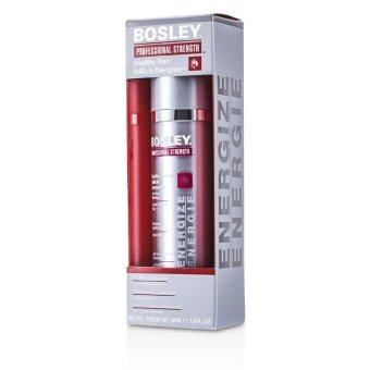 Harga Bosley Professional Strength Healthy Hair Follicle Energizer (For Areas of Thinning and Low Density Hair)
