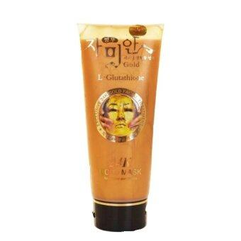 Harga 24k Gold Facial Mask Tube