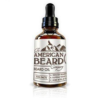 Harga The American Beard Company Beard Oil and Leave-In Conditioner 1 fl oz/30 ml
