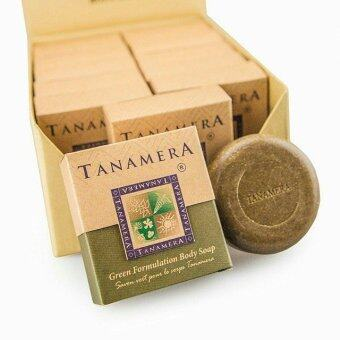 Harga Tanamera Green Formulation Soap (Pack of 2)