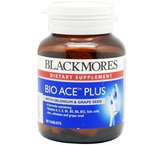 Harga Blackmores Bio Ace Plus 30's