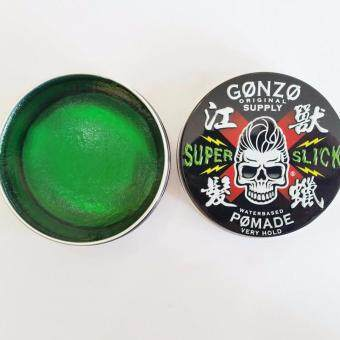 Harga Gonzo Super Slick Waterbased Pomade (130g)
