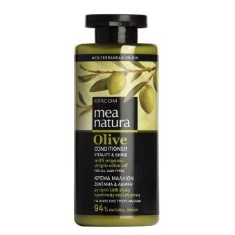 Harga MEA NATURA Olive Vitality & Shine Conditioner 300ml for All Hair