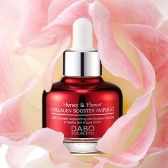Harga DABO Honey & Flower Collagen Booster Ampoule 30ml