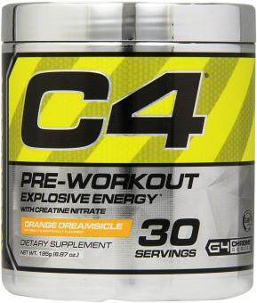 Harga Cellucor - C4 Fourth Generation - 30 Servings