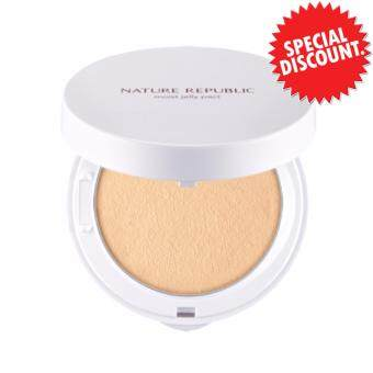 Harga Nature republic Moist Jelly Pact 23 Natural Beige SPF50+ PA+++ 12g