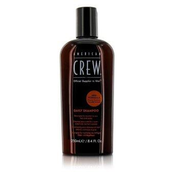 Harga American Crew Men Daily Shampoo (For Normal to Oily Hair and Scalp) 250ml