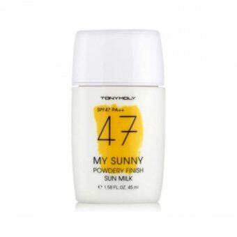 Harga Tonymoly My Sunny Powdery Finish Sun Milk 45ml