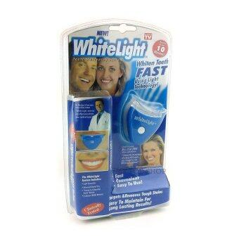 Harga ASOTV : BONUS Pack WHITELIGHT Teeth Whitening System + 1 Refill Gel