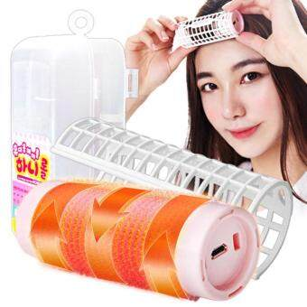 Harga HONEY Hair Roll #Pink/Portable Mini Size Hair Curler / Bangs Curling Mini Stick / Mini Hair Styler
