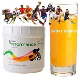 Harga Shaklee Performance Orange ® Natural Orange Pure Hydration Drink - SPORT Energy Nutrition Drinks (539gx1)