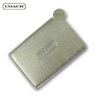 Harga Coach Stainless Steel Mirror (Silver)