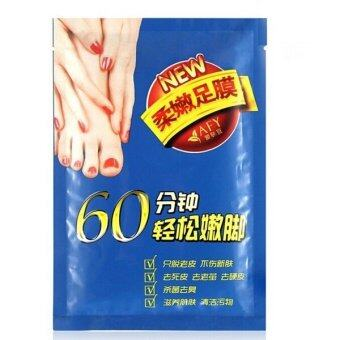Harga AFY Dead Skin Removal Whitening Exfoliating Peeling Foot Mask