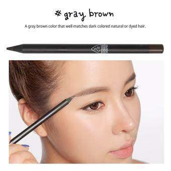 Harga [3CE] EYEBROW SHAPER EYE BROW #GRAY BROWN 1.8g