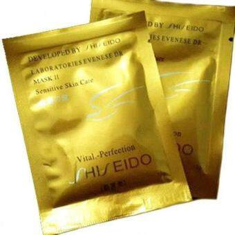 Harga Shiseido 24K Bird Nest Mask 10pcs