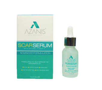 Harga Azanis Scar Serum Advance Formulation