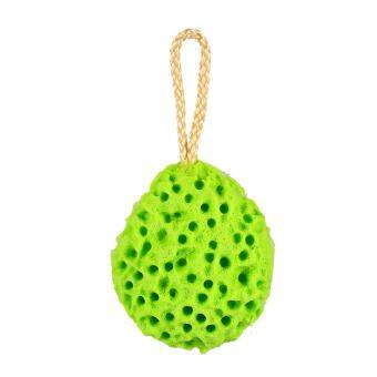 Harga Beauty Soft Sponge Body Shower Washing Cleansing Bath Ball(Green)