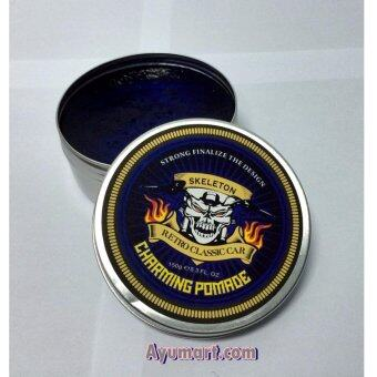 Harga Pomade Strong Finalize The Design RETRO CLASSIC CAR CHARMING POMADE