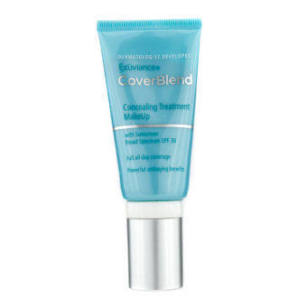 Harga Exuviance Coverblend Concealing Treatment Makeup SPF30 - # Honey Sand 30ml/1oz
