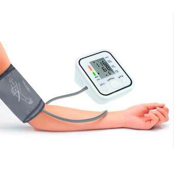 Harga OS Automatic Sphygmomanometer Arm Electronic Digital Blood Pressure Monitor for home use/ hospital measurement Blood pressure