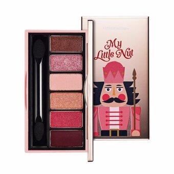 Harga Etude House My Little Nut Fantastic Color Eyes (# Lucky Red Little Nut)