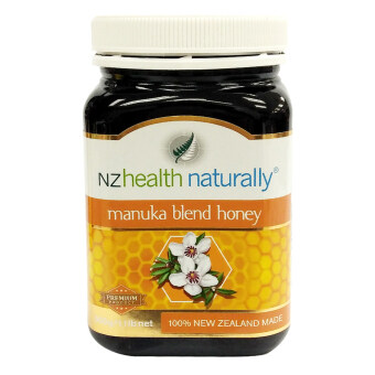 Harga NZhealth Manuka Blend Honey 500g