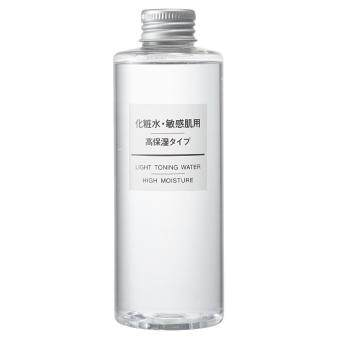 Harga MUJI Light Tonning Water (High Moisture) 200ml
