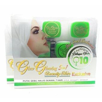 Harga Dara Anggun Glow Glowing 5 in 1 Beauty Skin