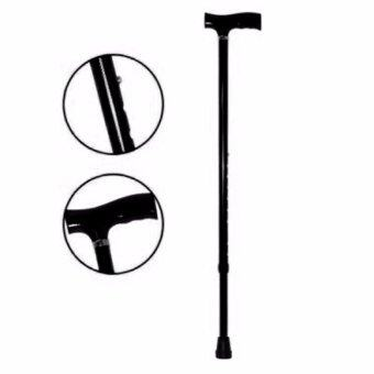 Harga HOPKIN WALKING STICK T-SHAPE (BLACK)