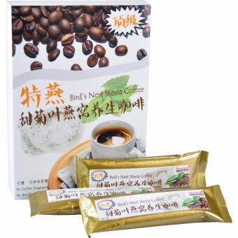 Harga Bird's Nest Stevia Coffee