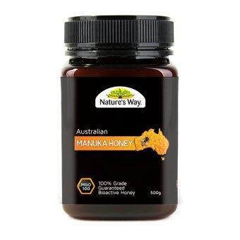 Harga Nature's Way Manuka Honey MGO100 500g