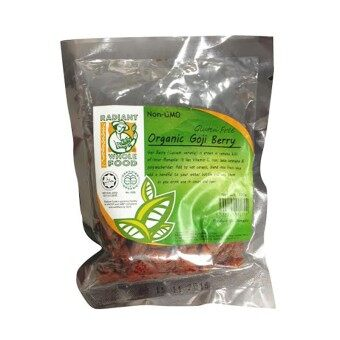 Harga RADIANT Organic Dried Goji Berry 100g