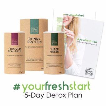 Harga 5-Day Detox Bundle