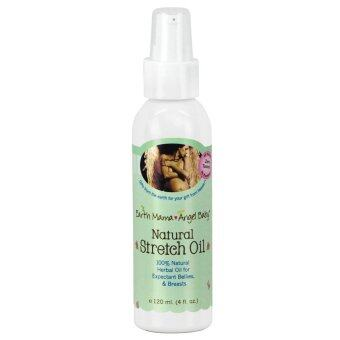 Harga Earth Mama Angel Baby Natural Stretch Oil 120ml