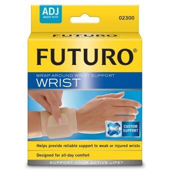 Harga Futuro Wrap Around Wrist Support Adjustable 46709En
