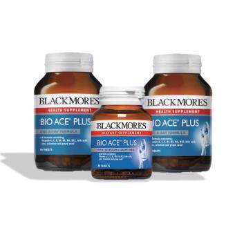 Harga Blackmores Bio Ace Plus 90s (Twin Pack) + FOC 30s