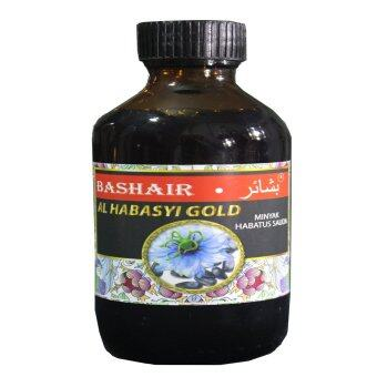 Harga Al Habasyi Gold Black Seed Oil (130 ML)
