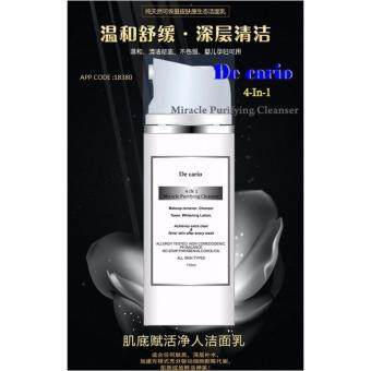 Harga 4 in 1 Miracle Purifying Cleanser