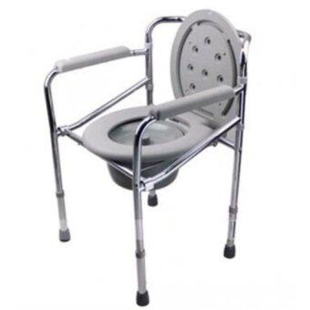 Harga Hopkin Foldable Commode Chair Steel