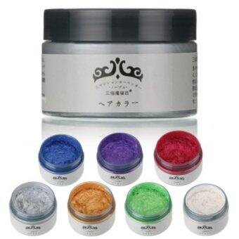 Harga Temporary Colour Hair Wax, Japan hair color wax