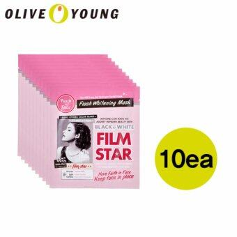 Harga OLIVE YOUNG Faith in Face Black&White Film Star Hydrogel (10ea)
