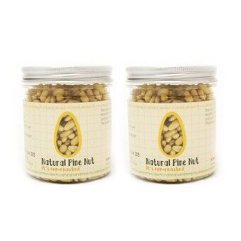 Harga Love Earth Natural Pine Nut 180g (Twin Pack)