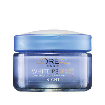 Harga L'OREAL L'Oreal White Perfect Night Cream 50ML