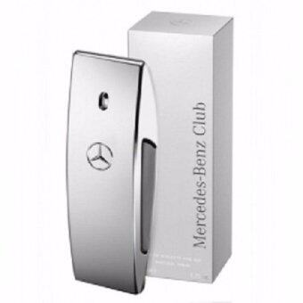 Harga Mercedes Benz Club Eau De Toilette 3ml