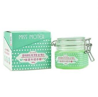 Harga MISS MOTER Matcha and Milk Hand Wax 200g (Taiwan Formulated)(x2)