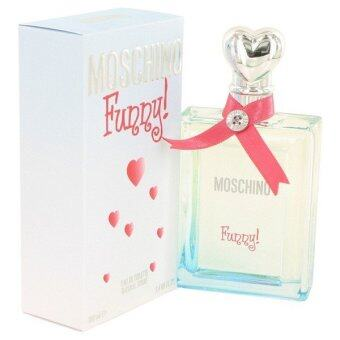 Harga Mochino Funny By Moschino EDT 100ml For Women