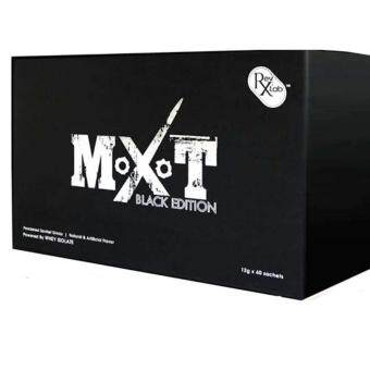 Harga M.X.T MXT Black Edition Build Muscle Supercharger & Muscle Booster - Free Shaker