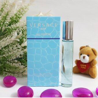 Harga [Hot Selling] Versace Man Eau Fraiche EDT 20ml for Men - Mini Perfume