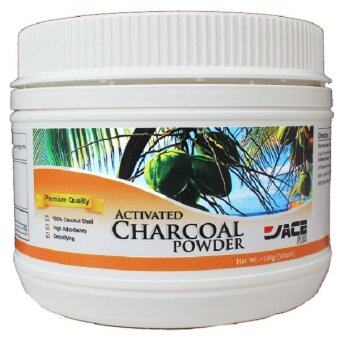 Harga ACE PLUS Activated Charcoal Powder 190g